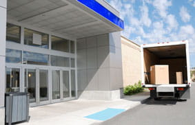 Business moving solutions